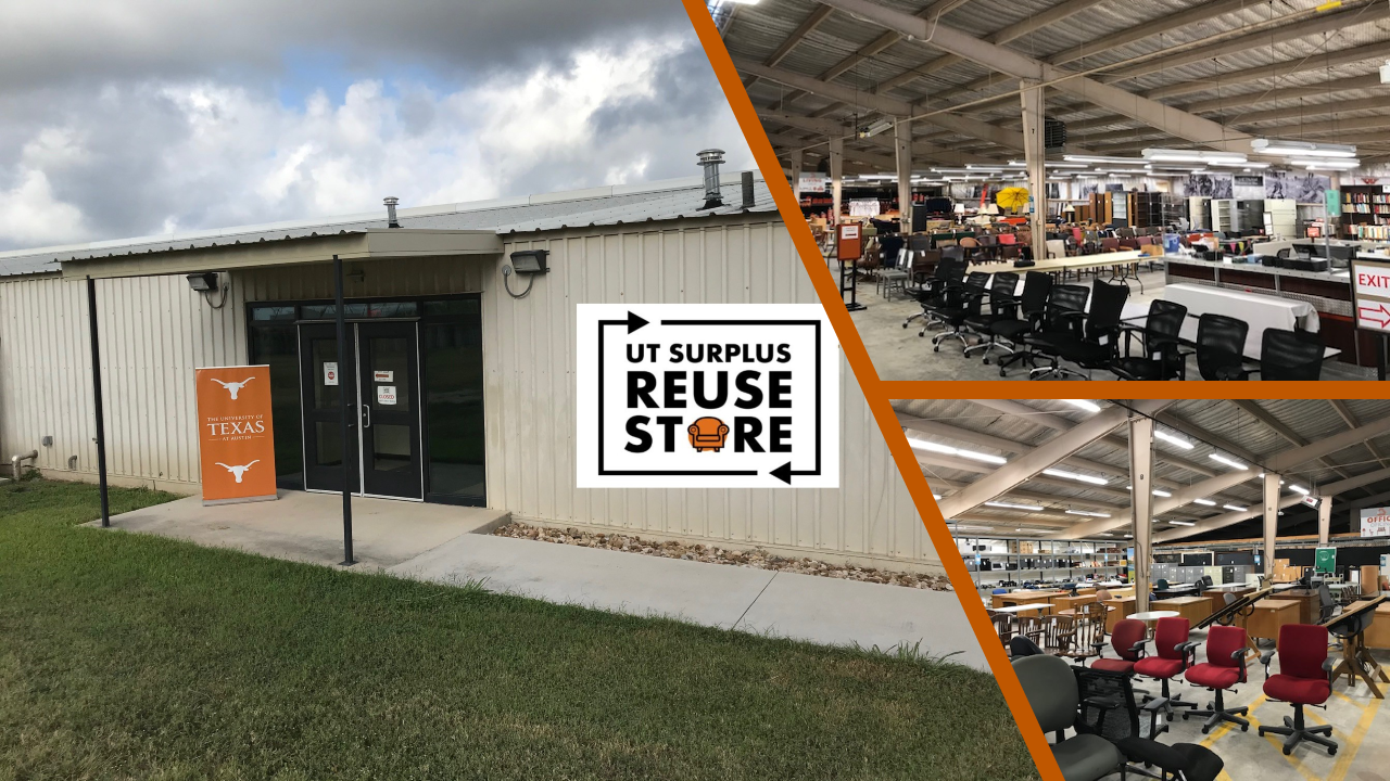 REuse Store collage