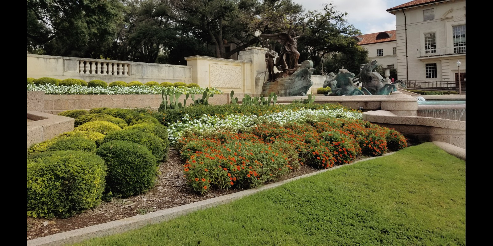 Image of Littlefield Fountain