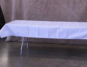 Table, 8ft with cloth