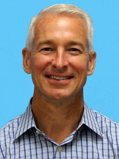 Headshot of Associate Director of Facilities Operations & Maintenance, Scott Griffin